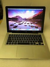 "Apple Macbook Pro 13"" / Intel 2.2Ghz / 4Gb Ram / 250Gb Hd. A1278. Warranty"