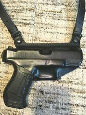 Leather Shoulder Holster For Glock