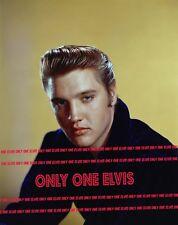 ELVIS PRESLEY 1956 8x10 Photo STUNNING EARLY PUBLICITY SHOT Love Me Tender