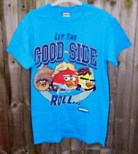 Angry Birds Official Starwars T-Shirts; Brand New ' Let The Good Side Roll ' Top