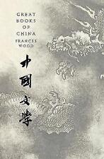 Great Books of China by Frances Wood (Hardback, 2017)