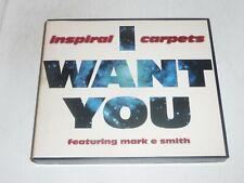 inspiral carpets feat mark e smith - i want you [1994]