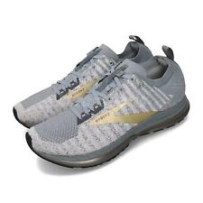 Brooks Bedlam 2 Grey Gold Silver Men Running Training Shoes Sneakers 110308 1D