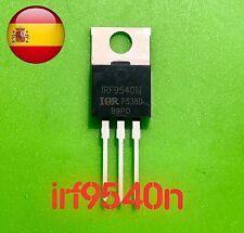 IRF9540N Transistor mosfet to-220 23A 100V irf 9540 n envío rápido desde España
