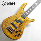 Spector Euro4Lt Tiger Eye Gloss Electric Bass 3.96Kg for sale