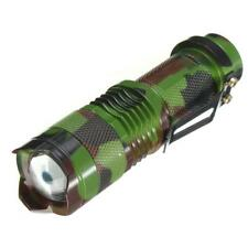Mini CREE Q5 2000LM LED Taschenlampe 3 Modus-Zoomable Taschenlampe Licht Lampe