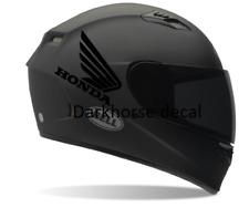 Helmet decals (2) Honda Motorcycle helmet decals, Sticker