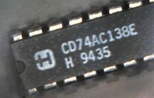 25 x CD74AC138E 3 to 8 decoder  16 pin 74AC138