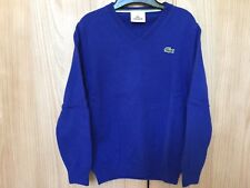 Boys Lacoste jumper age 6