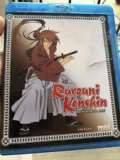 Rurouni Kenshin: New Kyoto Arc (Blu-ray Disc, 2013) Aniplex/Studio Deen