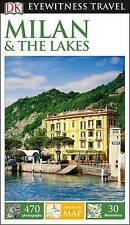 DK Eyewitness Travel Guide Milan & the Lakes by DK (Paperback, 2017)