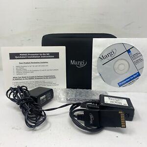 Open Box Margi Presenter-to-Go Secure Digital (SD) Card Model MW0F