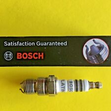 New BOSCH Platinum+2 Spark Plugs - Made in Germany