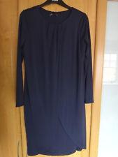 M & S Navy Dress BNWT size 12 long