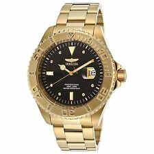 Invicta 15286 Men's Pro Diver Gold-Tone Quartz Watch