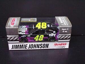 Jimmie Johnson 2020 ALLY #48 Hendrick Camaro ZL1  NASCAR CUP 1/64