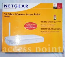 Netgear WG602UK V3 54 Mbps, Wireless G, Access Point