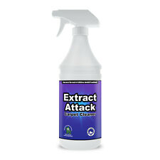 Extract Attack - Carpet Cleaner Spray - Organic Carpet Cleaning Solution 32oz