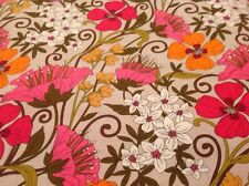 Remnant from Tea Garden Vera Bradley Napkin crafting ~ HTF new