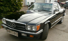 Mercedes Benz W107 SLC SL R 1971-89 Stossstangen EU Stoßstangen neu vorn hinten