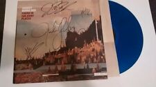 AUGUST BURNS RED SIGNED FOUND  IN FAR AWAY PLACES VINYL LP CD PHOTO PROOF COA