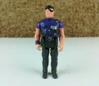 """M.A.S.K. CLIFF DAGGER - Series 1 CPG/Kenner 3"""" Action Figure 1985"""