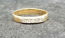 VINTAGE 14K 583 ROSE GOLD RUSSIAN SOVIET USSR RING, 2.2 gr