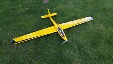 RCSailplane  FOX ARF Electric GLIDER rc plane  scale plane