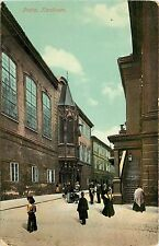 Vintage Postcard Praha Karolinum Prague Czech Czechoslovakia