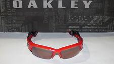 01-001 Oakley O Rokr Pro Rare Scotty Cannon Red & Black/ Vr28 Black Iridium NWT
