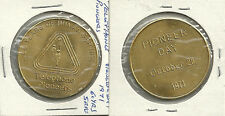 1971 Oregon / Canada Telephone Pioneers of America Pioneer Day Medal