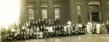 Caldwell Idaho High School 1914 Photograph