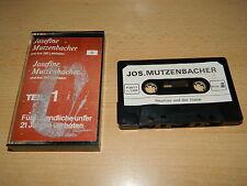 Christine Schubert - Josefine Mutzenbacher und ihre 365 Liebhaber - Cassette