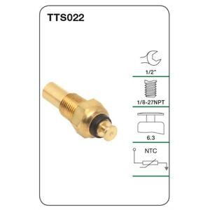 Tridon Water Temperature Sender TTS022 fits Holden Gemini 1.6 (TC,TD,TX), 1.6...