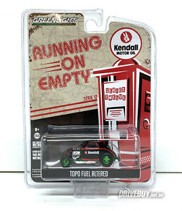 GREENLIGHT KENDALL FIAT TOPOLINO GASSER ALTERED 1/64 LIMITED EDITION CHASE CAR
