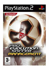 Pro Evolution Soccer Management (Sony PlayStation 2, 2006)