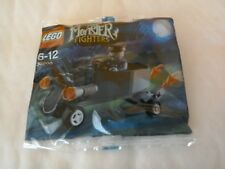 Lego Monster Fighters Zombie Chauffeur Coffin Car polybag 30200 NEW