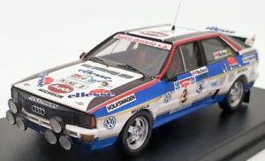 Trofeu 1/43 Scale RRar01 - Audi Quattro 3rd Rally of Argentina 1984