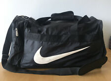 Nike Black Duffle Gym Bag