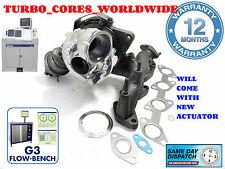 Reacondicionadas Turbo AUDI SEAT SKODA VW 2.0TDi 170hp 757042 video en la descripción