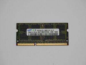 2GB Samsung DDR3 1066MHz  Notebook RAM 8500S Arbeitsspeicher 1008