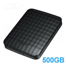 High Speed M32 USB3.0 500GB External Hard Drive Portable Laptop Mobile Hard Disk