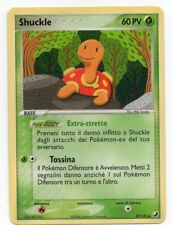 POKEMON SHUCKLE 47/115 EX UNSEEN FORCES NON COMUNE THE REAL_DEAL SHOP
