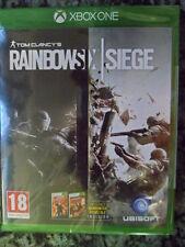 TOM CLANCY'S RAINBOW SIX SIEGE Xbox One Nuevo precintado aventura en castellano.