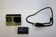 GoPro Hero 4 videocámara cámara de acción incl. 16gb