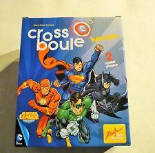 Crossboule - DC Comics Heroes - Justice League Batman Superman - Zoch OVP NEU