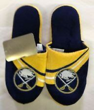 Buffalo Sabres SLIDE SLIPPERS New - FREE SHIPPING - NHL SL13 Sabers