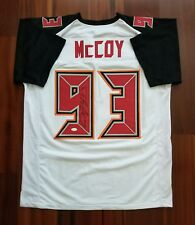 Gerald McCoy Autographed Signed Jersey Tampa Bay Buccaneers JSA 7038a6326