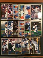 2000 Topps CHICAGO CUBS Complete Team Set Series 1 & 2 (17) Cards SOSA Look !