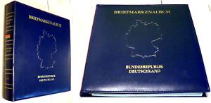 Briefmarken Vordruck Ringbuch Sammler Album >BRD 2002-2010< BAND IV* Seite+Folie